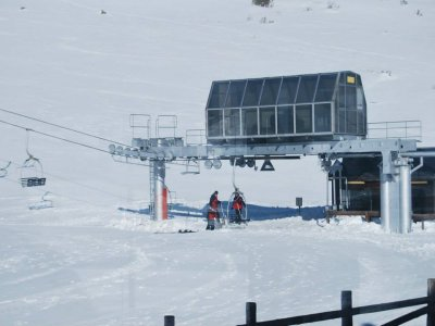 Children ski pass in Alto Campoo for 4 days