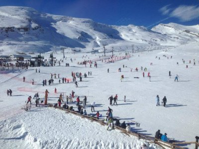 5-day pass for children in Alto Campoo
