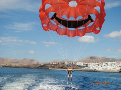 Touristticket Parascending
