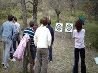 射箭与Inguru