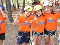 Aventura en el campamento de Castellon