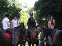 Ruta de la cascada a caballo 3 horas +12 años