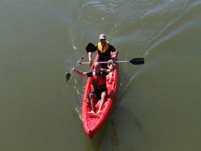 Percorso in kayak nella Sierra de Aracena, 3 ore