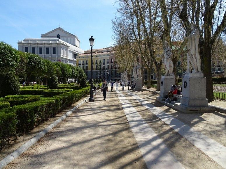 Paseo cultural por Madrid