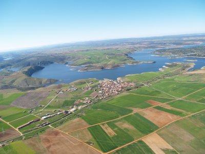Volo di paracadutismo di 20 minuti a Zamora