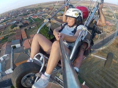 20-min Paragliding in Zamora