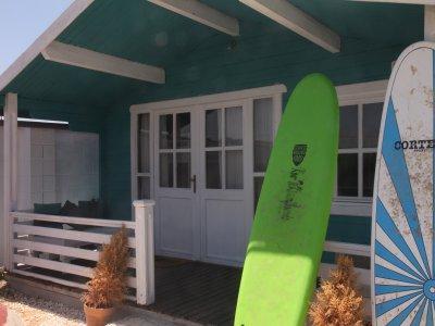 El Palmar周末低温冲浪营地