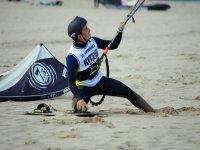 海滩风筝处理