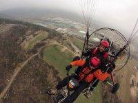 制作滑翔伞