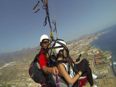Paragliding Valentine's Day + Video & Car Lift