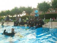 Bautismo piscina