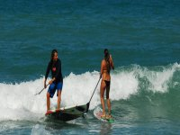 Paddle surf in coppia
