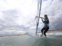 Windsurf para principiantes