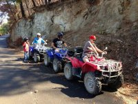 Excursion en quad