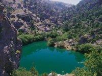 Lakes of Sierra de Cazorla