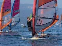 学校帆板运动在阿尔塔富拉