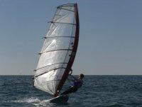 Mejorando las técnicas de windsurf