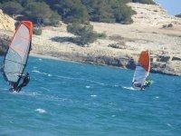 Windsurf en Altafulla