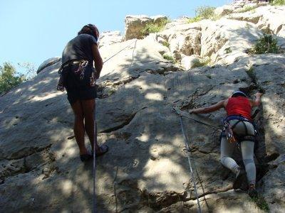 Vivak's Guías de Montaña y Barrancos Escalada