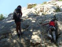 贝尔吉达(Berguedá)的攀岩课程