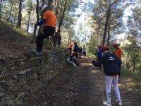 攀岩的开始