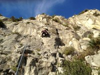 Climbing courses in Garraf