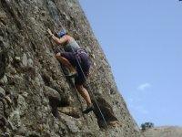 蒙特塞拉特(Montserrat)的攀岩