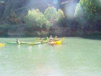 Excursiones en piragua en Segovia