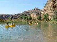 Noleggio canoe a Segovia