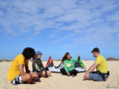Corso per principianti Kitesurf Corralejo, 12 ore
