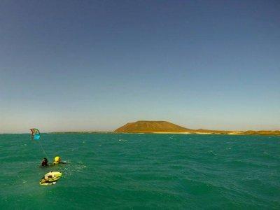 Corso di iniziazione al kitesurf, Corralejo, 3 giorni