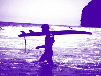 La Furgoneta Surf