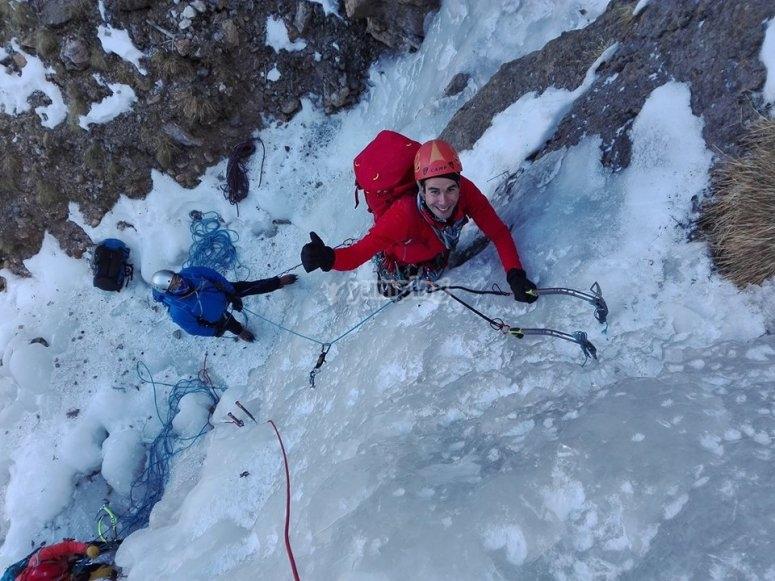 Descubre el alpinismo en Gerona