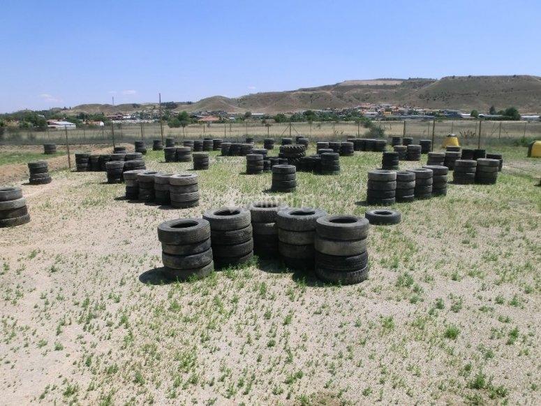 Tyre field