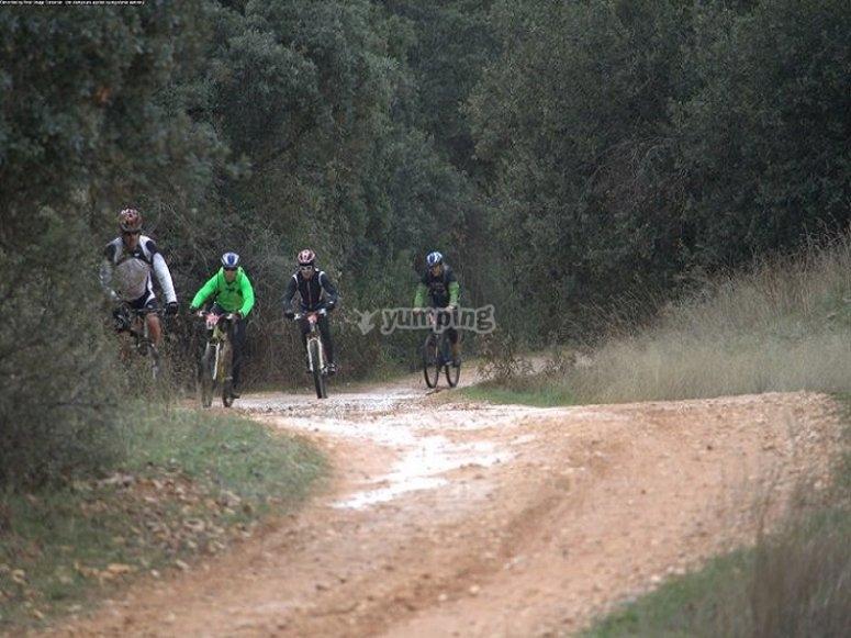 Rutas mountainbike