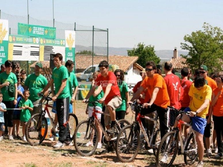 Circuito de bicis