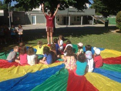 Aula Joven Campamentos Multiaventura
