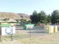 Paintball 100 bolas BBQ y barra libre en Torrejón