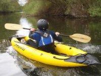 开放式皮划艇