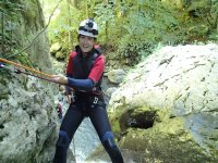 Canyoning and rafting in Asturias