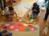 Campamento artistico