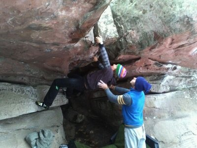 Introduction to Sport Climbing Course in Valencia