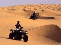 Túnez en quad