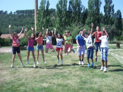 English Camp, Valencia, Children 12-16 Years