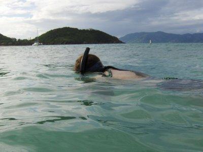 Salida de snorkel desde embarcación, Jávea, 3h