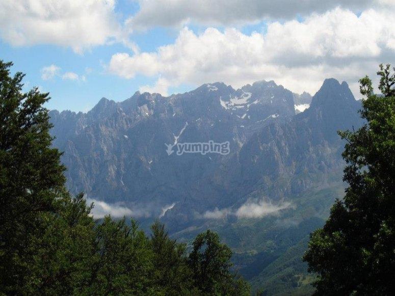 Paesaggi delle Asturie