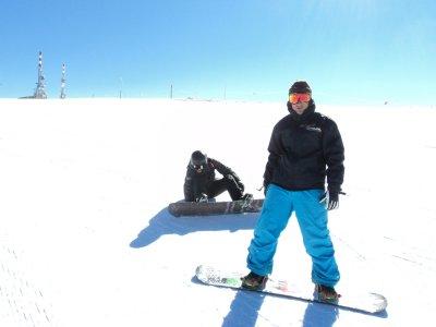 2 horas de clases particulares de snow , Port Ainé