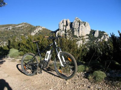 Weekend con discesa in mountain bike nella valle del Benasque