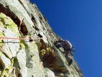 Climbing height