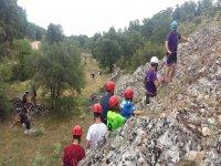 集团打算攀登
